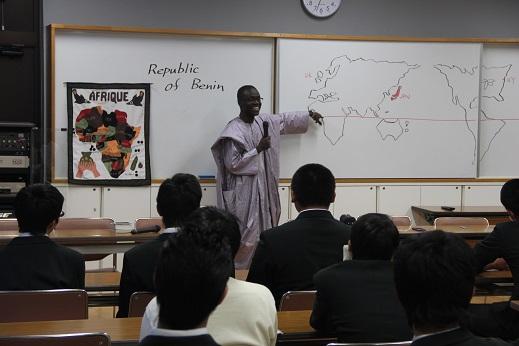 国際理解教室